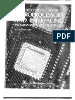 Microprocessor 8085 Solution Manual Gaonkar Pdf
