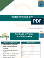 Planes Municipales-Marz 2011