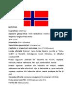 Norvegia prezentare generala