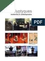 Polyptyques Modernes Et Con Tempo Rains