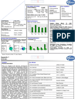 Sample - Company Profile - Pfizer