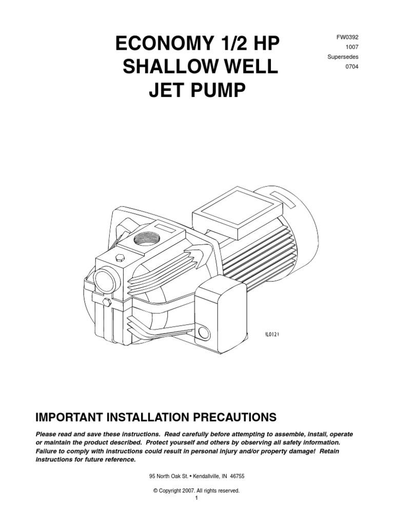 88844 Motor Pump Valve Tsurumi Wiring Diagram