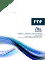 Manual de Identidad Visual Institucional PSA