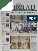 The Merciad, Jan. 28, 2004