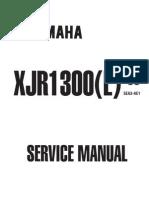 Yamaha Xjr1300l Service Manual
