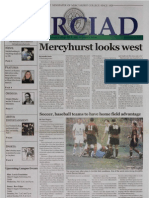 The Merciad, Feb. 4, 2004