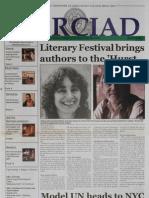 The Merciad, April 7, 2004