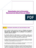 v5 Presentacion ResultadosENSS 16dic09