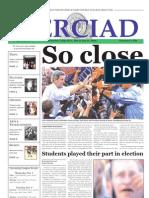 The Merciad, Nov. 3, 2004
