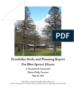 Feasibility Report May 2011