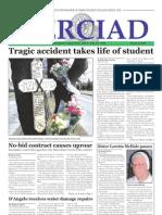 The Merciad, March 23, 2005