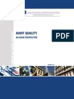 Audit Quality an Iaasb Per