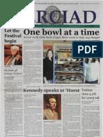 The Merciad, April 6, 2005