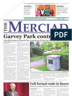 The Merciad, Oct. 5, 2005