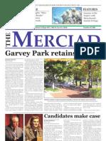 The Merciad, Oct. 19, 2005