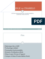 Etude Comparative Moodle vs Chamilo