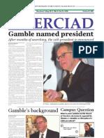 The Merciad, Oct. 28, 2005