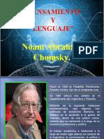 PRESENTACION CHOMSKY