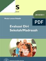 Modul Pelatihan Evaluasi Diri Sekolah (EDS)