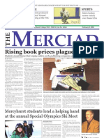 The Merciad, Feb. 8, 2006
