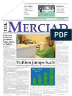 The Merciad, March 29, 2006