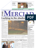 The Merciad, April 12, 2006