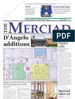 The Merciad, May 2, 2006