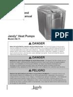 AE-Ti HeatPump Install