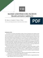 8_cap_08 Manejo Anestesico Del Paciente Trasplantado Cardiaco