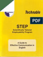STEP English Communication Book