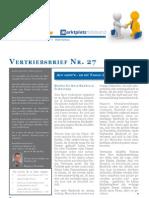 dipeo-Vertriebsbrief Mai 2011