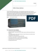 Cisco Switch Catalyst 3560V2 48PS S 126163 1