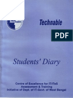 STEP Student Diary