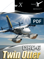 Manual DHC6 TwinOtter Spanish