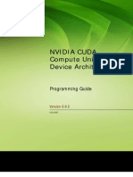 NVIDIA CUDA Programming Guide 0.8.2