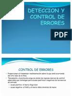 deteccionycontroldeerrores