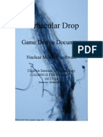 Narbacular Drop Game Design Document
