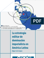 LIBRO estrategia militar imperialismo ISCH Opción Quito marzo2011