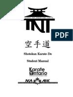 Tnt Student Manual