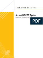 Access RT PCR System Protocol
