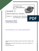 Simulado LXXV