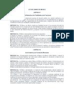 Ley Del Banco de Mexico Cap 1 - 6