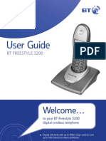 Freestyle 3200 User Guide