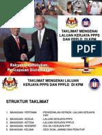 Taklimat Mengenai Laluan Kerjaya PPPS Dan PPPLD Di KPM