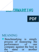 Bench Marking