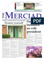 The Merciad, Sept. 20, 2006