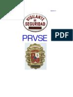 Boletín de la plataforma PRVSE