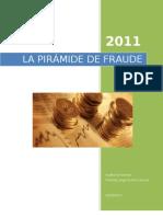 PIRAMIDE DE FRAUDE