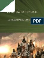HISTÓRIA DA IGREJA II.ppt apresentação