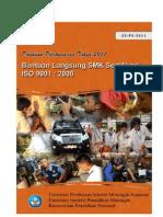 Sertifikasi ISO 2011